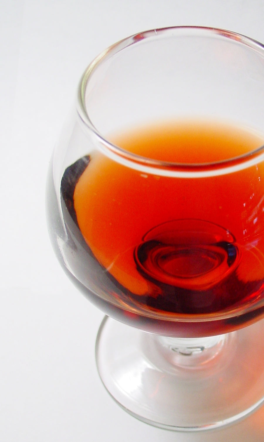 brandy is made from wine