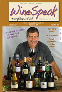 Wine of the Month Club March 2011 Newsletter