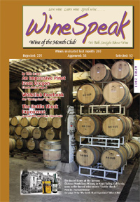 Wine of the Month Club April 2011 Newsletter