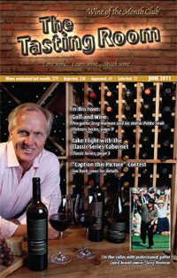 Wine of the Month Club June 2011 Newsletter
