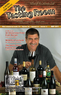 Wine of the Month Club 6 Bottle Club Series May/June 2011 Newsletter