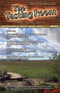 Wine of the Month Club June 2014 Newsletter