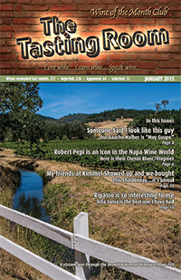 Wine of the Month Club January 2015 Newsletter