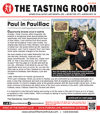 Wine of the Month Club July 2018 Newsletter