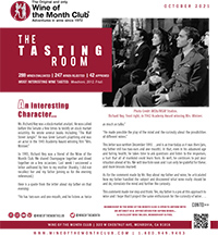 Wine of the Month Club October 2021 Newsletter