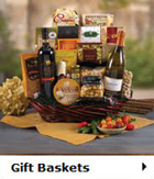 Pick form our range of Wine Gift Baskets.