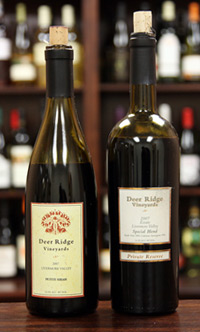 The Deer Ridge Wines