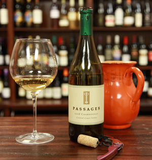 Chardonnay, 2008. Passages