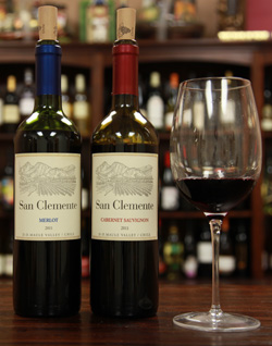 The Sanclemente Wines