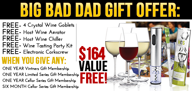 The Big Bad Dad Fathers Day Offer