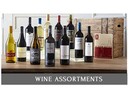 !0% Off Wine Assortments