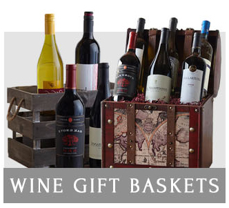 10% Off Wine Gift Baskets