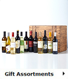 Great Wine Gift Assortments.