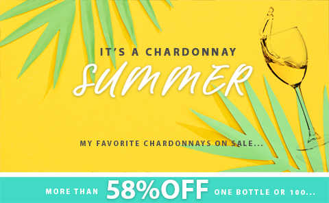 Summer Chardonnay Sale - Now On!