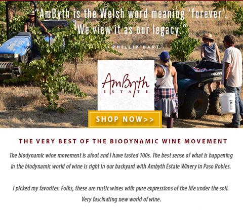 AmByth Estate Wines