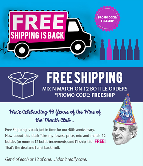 Get FREE SHIPPING Now
