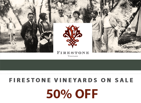 FirestoneVineyards - 50% Off