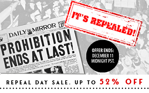 Celebrate Repeal Day