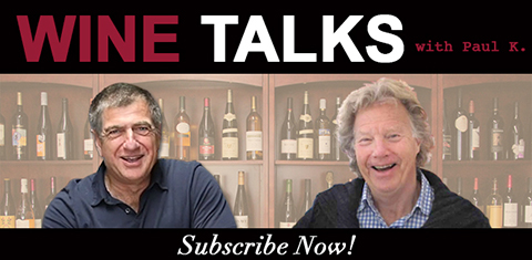 Wine Talks Podcast with Paul K. - Melvyn Masters Interview