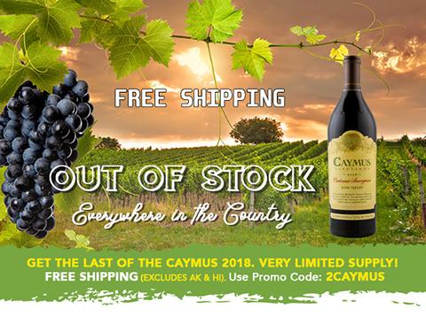 Caymus Wines