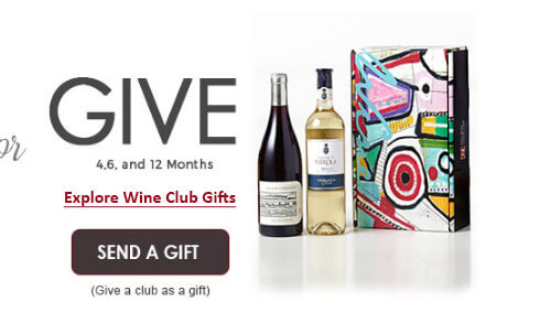 Give a Gift Membership to the Wine of the Month Club