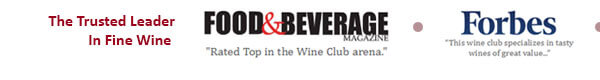 Wine of the Month Club Trusted Leader