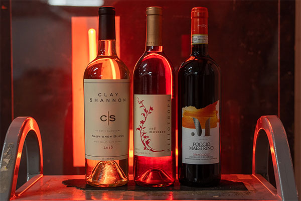 Semi-Sweet and Sweet Wines