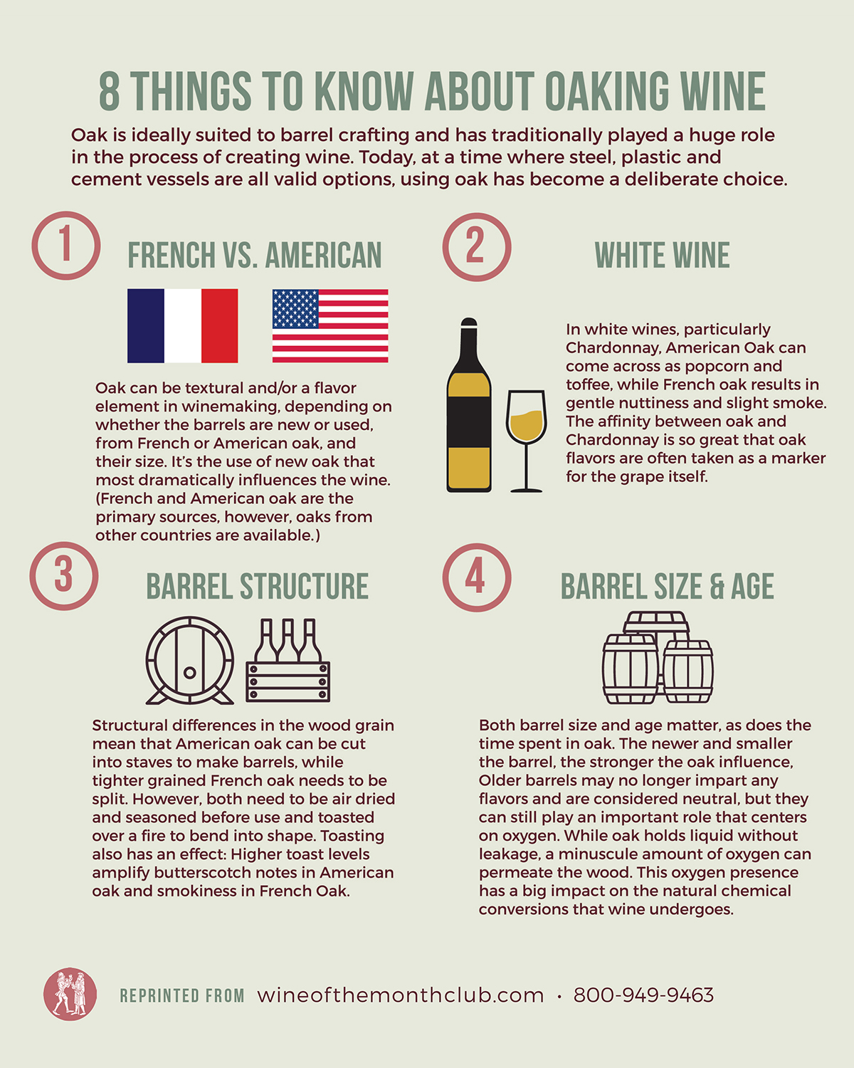 8 Things to Know About Oaking Wine