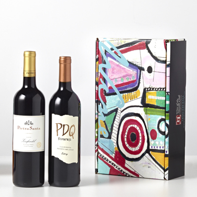 California Wine Series Gift Membership Reds Only 4 Month