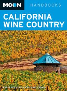 California Wine Country Moon Handbooks (Paperback)