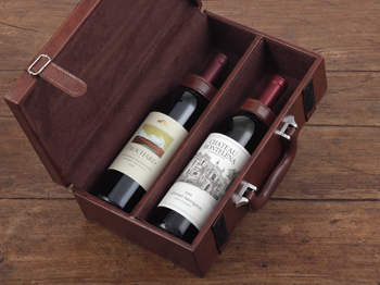 Free Shipping on this Impressive Heritage Wine Gift Basket! by Wine of the Month Club, Inc