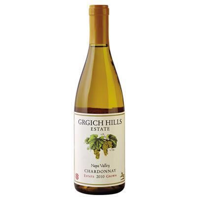 Chardonnay, 2013. Grgich