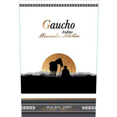 Malbec, 2009. Gaucho