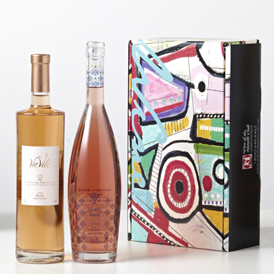 Rose Wine Series Gift Membership