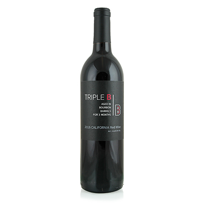 Red Wine, 2016. Triple B