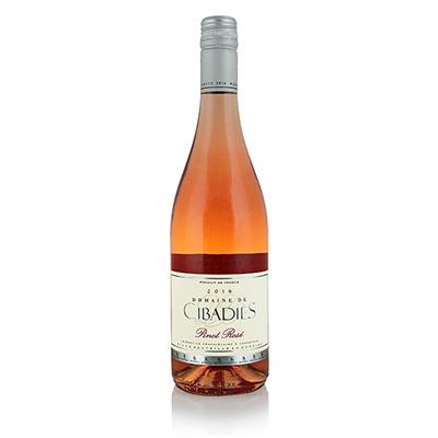 Pinot Rose, 2016. Domaine de Cibadies