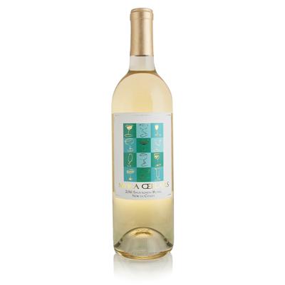 Sauvignon Blanc, 2016. Myka Cellars