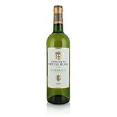Bordeaux Blanc, 2016. Domaine Cheval