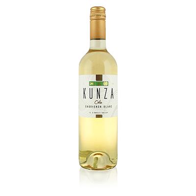 Sauvignon Blanc, 2017. Kunza