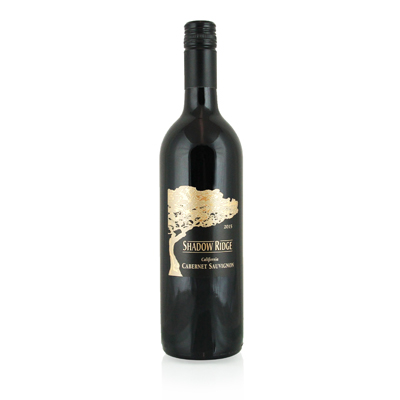 Cabernet Sauvignon, 2015. Shadow Ridge