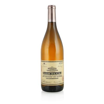 Chardonnay, 2014. Sawbuck