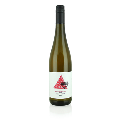 Pinot Blanc, 2016. Willems Willems