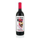 Cabernet Sauvignon, 2012. Big Red Wine Beast
