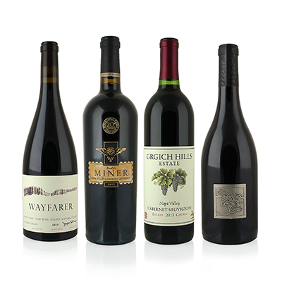 Napa Exclusive Wine Set