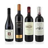 Italian Exclusive Wine Set