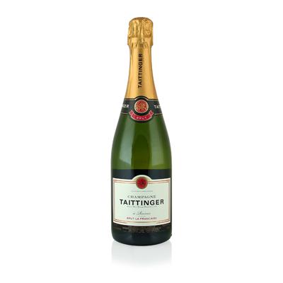 Champagne Brut La Francaise, NV. Taittinger