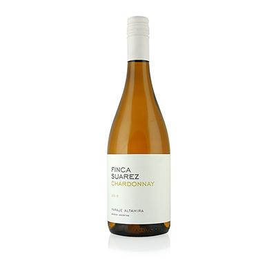 Chardonnay, 2015 Finca Suarez