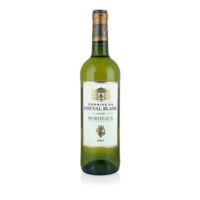 Bordeaux Blanc, 2017  Domaine Du Cheval Blanc