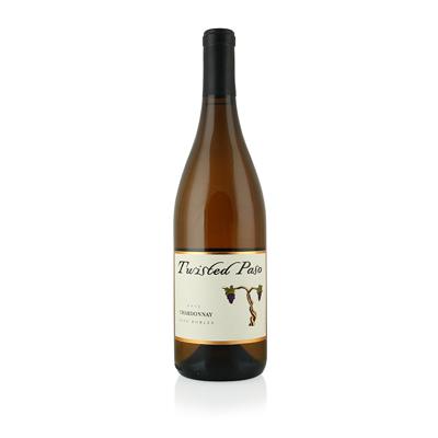Chardonnay, 2015. Twisted Paso