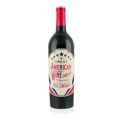Zinfandel, 2013. The Great American Wine Co.